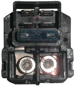 714994 Starter Relay for Honda CBR600/900, VTR1000, XL1000V, CBR1100XX, ST1100