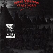 Neil Young with Crazy Horse: Broken Arrow/CD