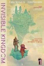 INVISIBLE KINGDOM VOL 2 EDGE OF EVERYTHING TPB G WILLOW WILSON DARK HORSE COMICS