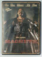 Machete DVD Film Cinema Video Movie
