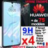 Pour Huawei P30 Mate 20 Enjoy Honor 20 Lite Verre Vitre Ecran Screen Protector