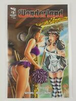 Zenescope Grimm Fairy Tales Wonderland 3A Comic Book - NM-