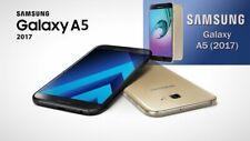 "New in Sealed Box Samsung Galaxy A5 2017 A520 32GB 5.2"" Unlocked Smartphone"