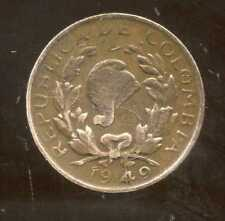 COLOMBIE 1 centavo  1949