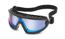 Gateway Wheelz Blue Mirror Lens Safety Goggles Lightweight Z87+