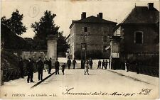 CPA   Verdun - La Citadelle    (432553)