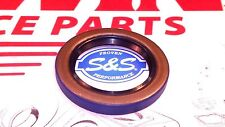 S&S 31-4010 Sprocket Shaft Oil Seals Left Main Bearing Harley 31-4110