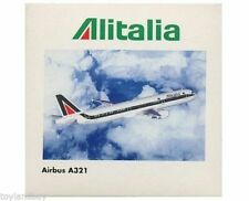 Herpa 1 500 Airbus A321 Alitalia Airlines - 508636