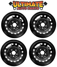 """Wheels (Set of 4) 15"""" Steel for 01-07 Chrysler Town & Country"""