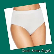 WACOAL 838175 ~  HIGH RISE GREY  ~  B-Smooth FULL Brief Panties   ~  XXL / 9