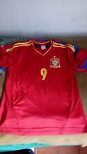 maglia Spagna Spain Spanien Espagne Espana #9 Torres shirt camiseta maillot