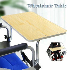 57 x 30 cm Wheelchair Lap Tray Table Accessories Portable Eating Reading Desk