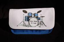 Personalised Drum Kit, Music Rock Band Pencil Case