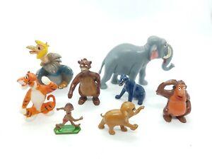 Disney LOUIS MARX toys JUNGLE BOOK plastic figures 1966/67 disneykins rare