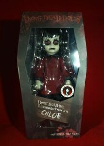 Living Dead Dolls Presents Resurrection XII Chloe Haunted Dolls That Talks