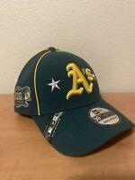 OAKLAND ATHLETICS New Era 39THIRTY 2019 MLB ALL-STAR Baseball Cap Hat Size SM/M