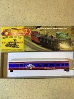 HO Scale Train. RoundHouse Prod. HARRIMAN BICENTENNIAL 5999 COMBO