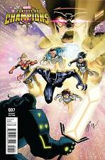 Contest of Champions #7 Ron Lim Variant Comic Book Marvel First Print NM