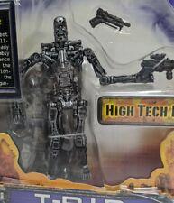 2008 Playmates Terminator Salvation Trip Robot Figura de Acción T-800