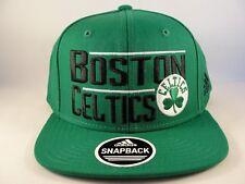 Boston Celtics NBA Adidas Snapback Hat Cap