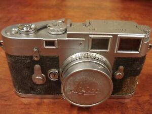 Leica M3 Double Stroke Suit Restoration No Reserve