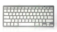 Bluetooth Wireless Keyboard Cordless For Tablet MAC OS Android Smart Phone