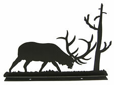 Elk Mailbox Topper Decor