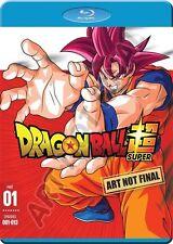 Dragon Ball Super Part 1 (Eps 1-13) - Majin Buu NEW B Region Blu Ray