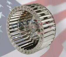 Field Controls 46213800 Stainless Steel Blower Wheel For SWG-5, SWG-5S, SWGii-5