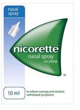 Nicorette Nasal Spray 10ml - 18 Pack--long expiry-same day dispatch
