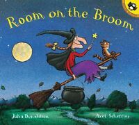 Room on the Broom by Julia Donaldson (Paperback)Halloween fun! FREE shipping $35