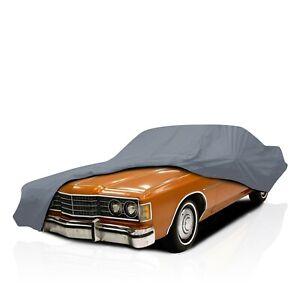[CSC] 5 Layer Waterproof Full Car Cover for Chrysler Imperial 2-Door 1967-1970