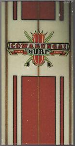 COWABUNGA! The Surf Box 4 CD Set Rhino Records Rare OOP Promo 1996 Dick Dale EX!