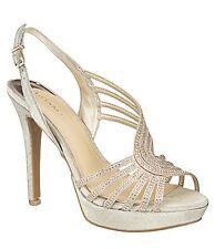 GIANNI BINI 'January' Platform Sandals Sz 10 New