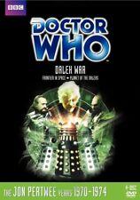 Doctor Who Dalek War Box Set (Planet, Frontier) Region 4 New DVD