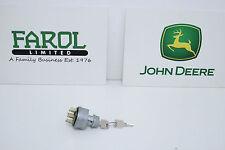 Genuine John Deere Interruttore accensione e tasti ar58126 Trattore combinare