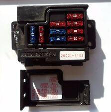 motorcycle fuses fuse boxes for kawasaki c1 ebay rh ebay com
