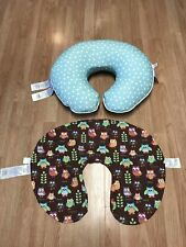 BOPPY pillow, practically new.WITH EXTRA PILLOW COVER!!!