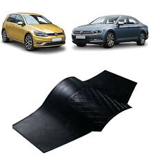 Car Mat Rubber Rear Tunnel for Golf Passat All Models Universal