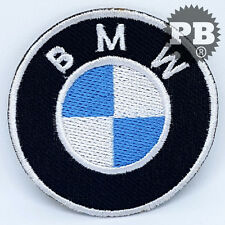 #263 BMW Car Motorcycle Biker Jacket ,EMBROIDERED Iron on/Sew on PATCH/Badge