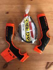 Acerbis Orange & Noir PROTECTIONS CADRE POUR KTM SX 65 SX65 2014- 2018