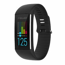 Polar A360 Activity Tracker with Wrist Heart Rate Monitor - Black (M) - 90057421
