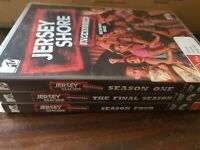 Jersey Shore Season 1, 4 & 6  DVD MTV