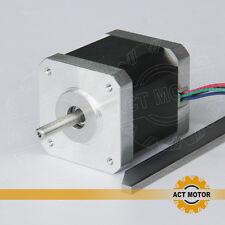 ACT Motor GmbH 1PC Nema17 Schrittmotor 17HS5425 2.5A 48mm 4800g.cm 3D Drucker