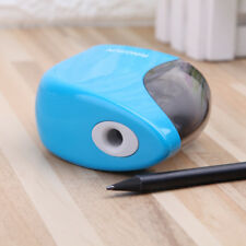 Electric Pencil Sharpener Battery/USB Powered Auto For Colored Graphite Pencils