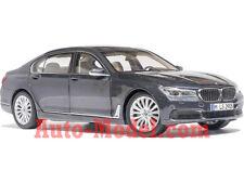 1:18 Paragon 2016 BMW 750Li Sophisto Grey Metallic Dealer Edition