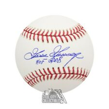 Official Website Rich Goose Gossage Yankees Autographed Oal Jsa Hof Insc Rich And Magnificent Balls