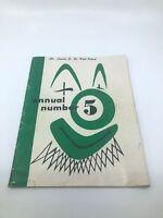 1954 ABRAHAM LINCOLN HIGH SCHOOL YEARBOOK SAN DIEGO CALIFORNIA