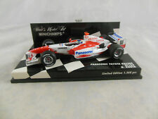 Minichamps 400 040116 2004 Panasonic Toyota Racing TF104 #16 R Zonta