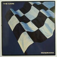 The Cars - Panorama LP - 1980 1st Press Elektra 5E-514 - Sterling - Tested